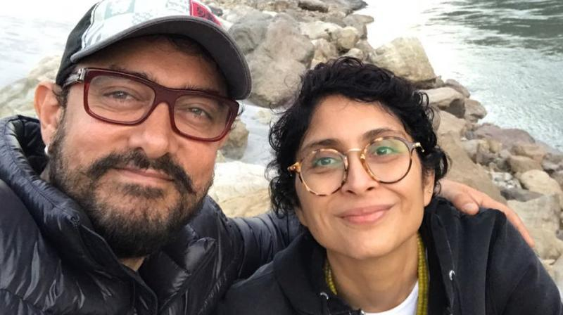 Rs 80 lakh jewellery stolen from Aamir's wife's house, Fir Registered