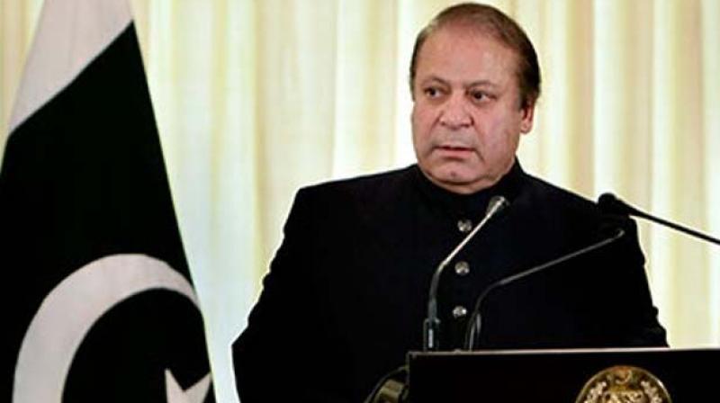 Pakistan Prime Minister Nawaz Sharif. (Photo: AP/File)