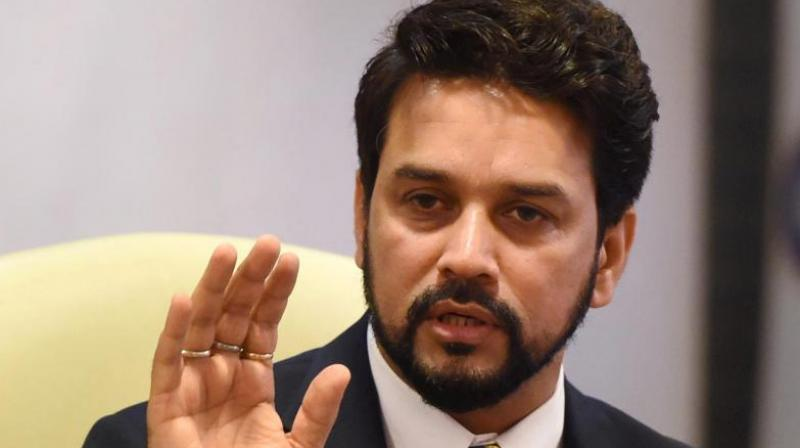 Supreme Court tells BCCI ex-chief Anurag Thakur to apologise