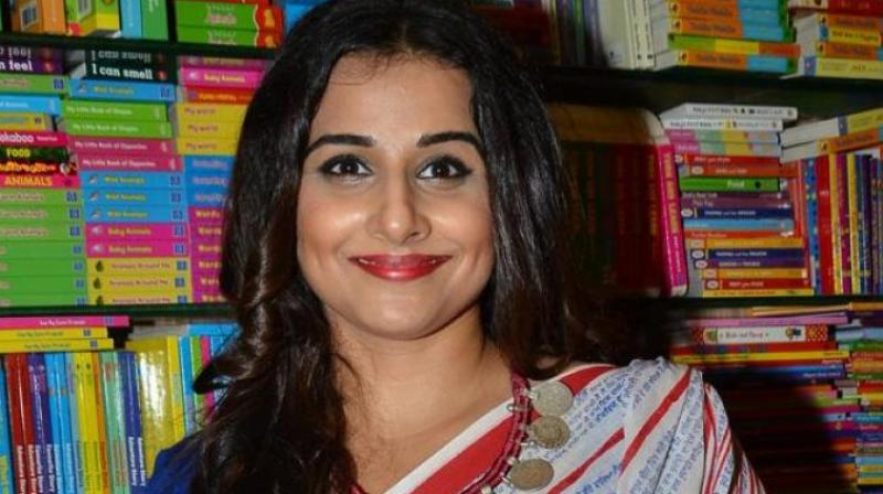 Vidya Balan will be next seen in Tumhari Sulu.