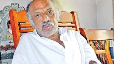 Renowned Tamil poet Na Kamarasan passes away