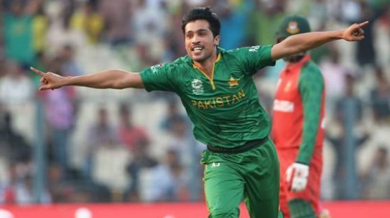 Mohammad Amir awarded Category A contract by PCB
