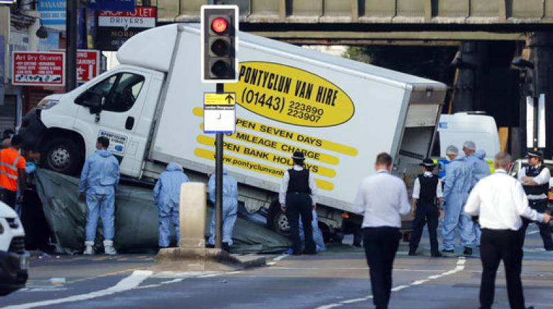 Finsbury Park terror suspect Darren Osborne is 'not a racist', says family