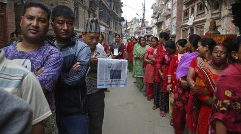 70 percent turnout recorded in second phase of local polls in Nepal