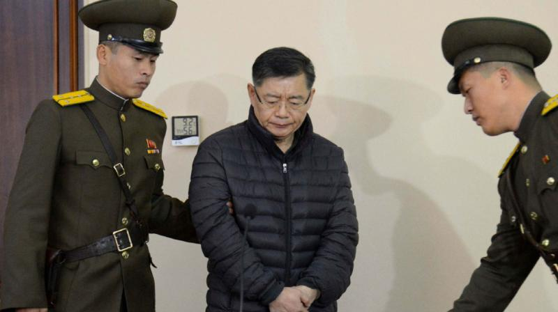 Mississauga Pastor Returns to Church After Being Held Captive in North Korea