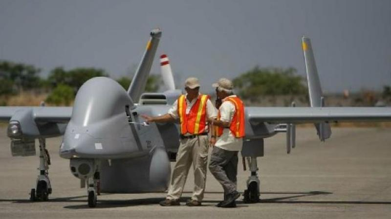 Another Close Call for US Jet and Iranian Drone in Persian Gulf