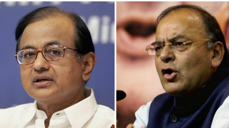 Arun Jaitley moves four GST Bills for consideration in Lok Sabha