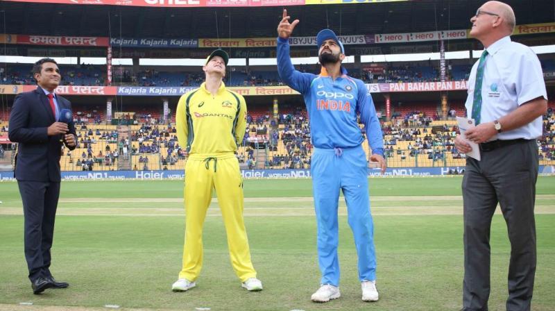 India vs Australia Live Streaming on DD National, Hotstar