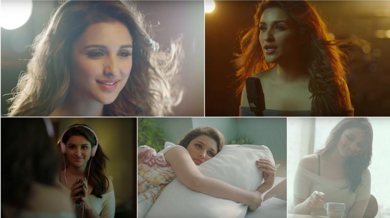 Mesmerising! Parineeti Chopra croons 1st song in 'Meri Pyaari Bindu'