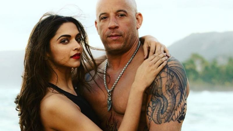 Deepika Padukone all set to romance Vin Diesel yet again!
