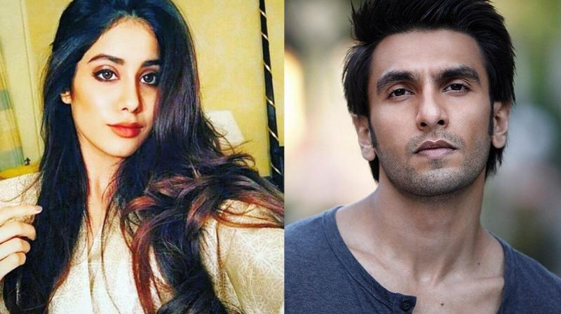 Sridevi's daughter Jhanvi to make her debut with Dhadak