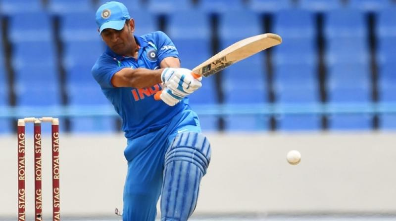 MS Dhoni Could Change Bat to Remain Within New Rules