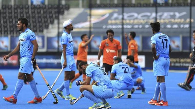 HWL: India lose 3-2 to Malaysia