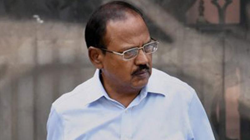 National Security Advisor Ajit Doval. (Photo: PTI)