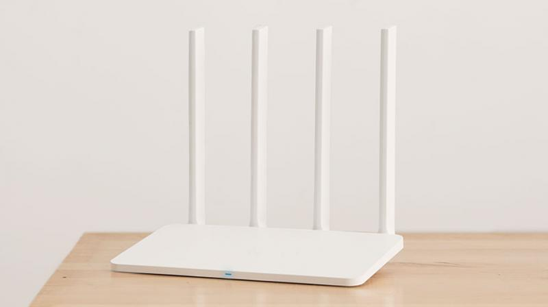 Xiaomi's Mi Router 3C has a feature-rich interface that can be controlled and operated from a smartphone app from anywhere around the world, using an internet connection.