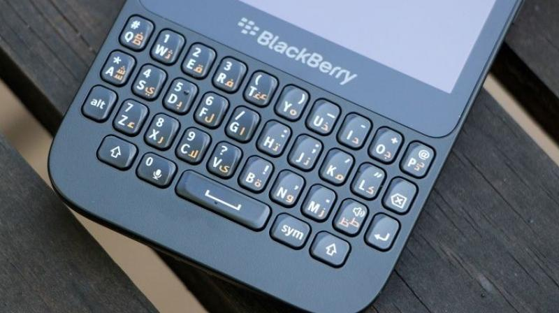 Earlier BlackBerry was rumoured to announce a QWERTY smartphone dubbed to be Mercury