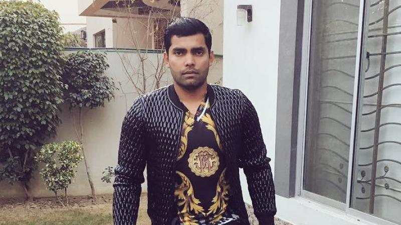 Image result for umar akmal With Girls