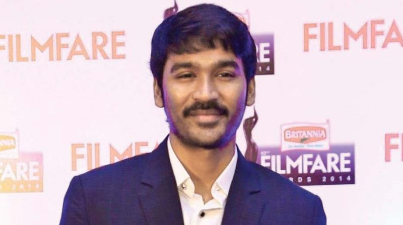 Dhanush To Begin Work On Web Series Soon