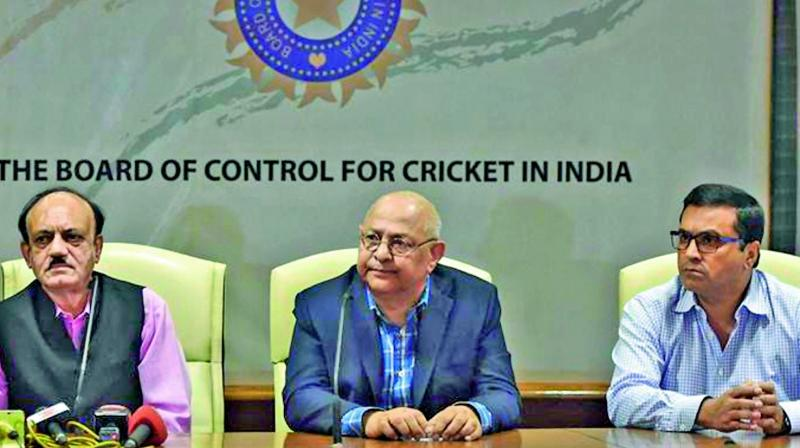 CoA asks Supreme Court to remove BCCI's top office bearers