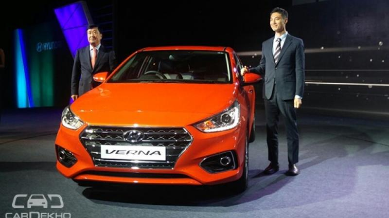 Hyundai Verna to launch tomorrow; Top things to know
