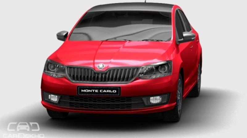 Skoda Monte Carlo Launched in India, Starting at Rs. 10.75 Lakhs