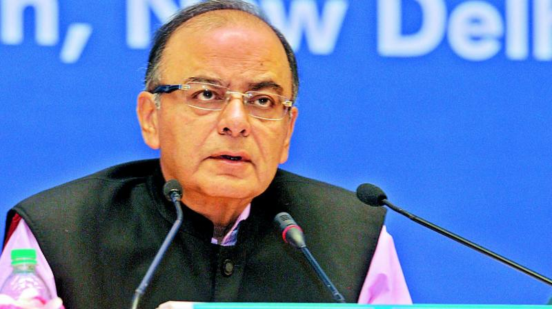 Stressed assets core area of concern: Jaitley