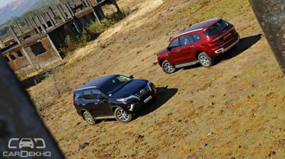Sports Utility Vehicles (SUVs) have always had a charm of their own. While some wow you with their looks, others impress with their off-roading capability. The better ones manage to do both at the same time. We're listing down 10 SUVs which possess head-turning looks and 4-wheel drive (4WD) drivetrains (not all-wheel drive) that you can buy for just under Rs 35 lakh in India. (Source: CarDekho.com)