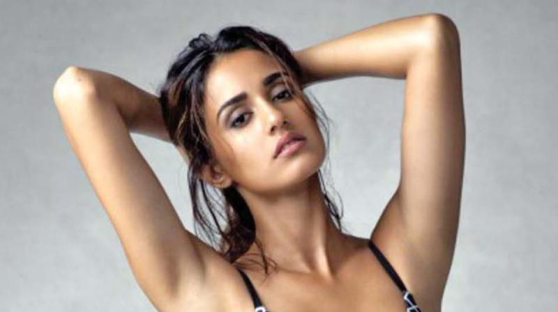 Disha Patani replaces Shruti Haasan in 'Sangamithra'
