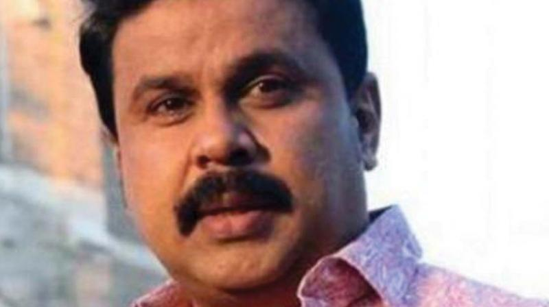 Why were actor Dileep's security vehicles taken into custody?