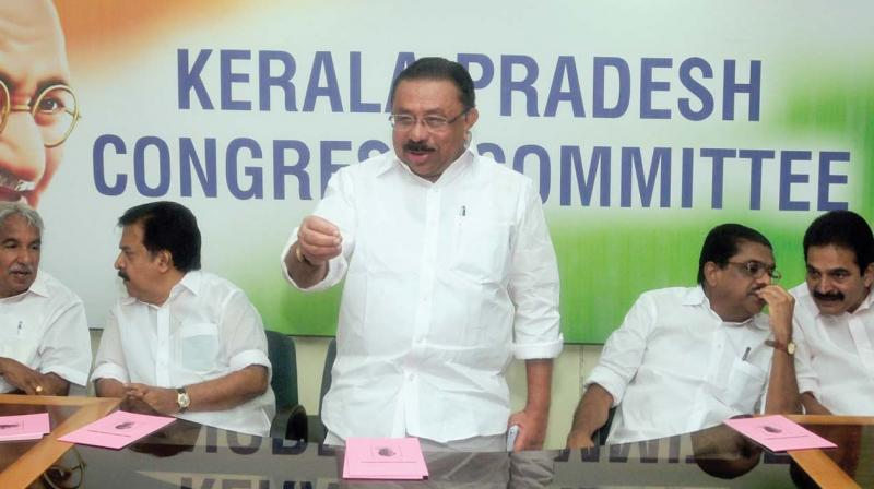 Cong PAC resolves to resist solar cases