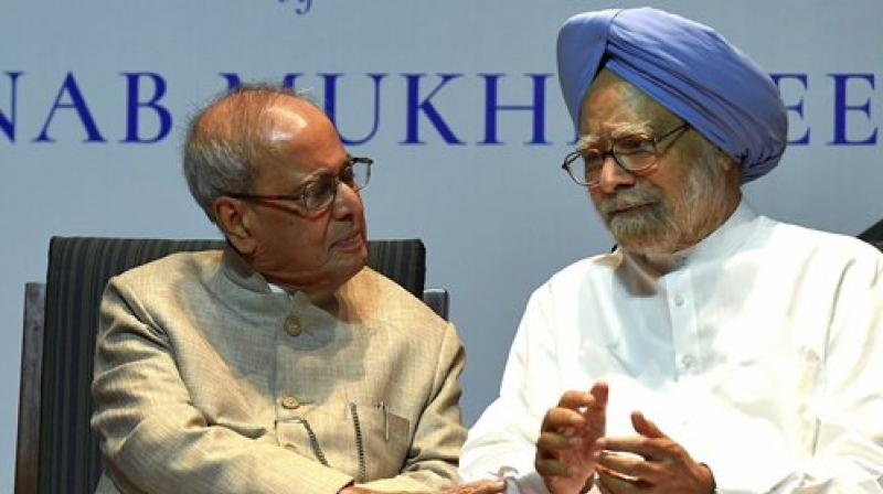 Pranabji was a better candidate for PM, but I had no choice: Manmohan