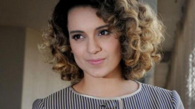 Kangana Ranaut may essay Arunima Sinha in biopic after completing Manikarnika