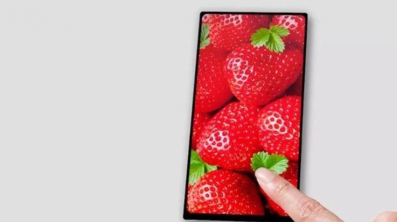 Sony to launch bezel-less flagship phone at IFA 2017