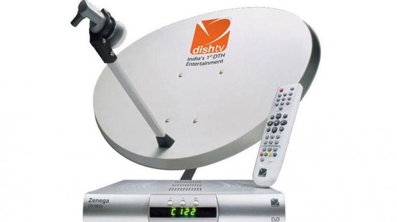India Satellite TV Giants Dish and Videocon d2h to Merge