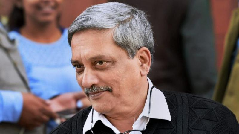 Terrorism most pervasive and serious challenge to global security: Manohar Parrikar