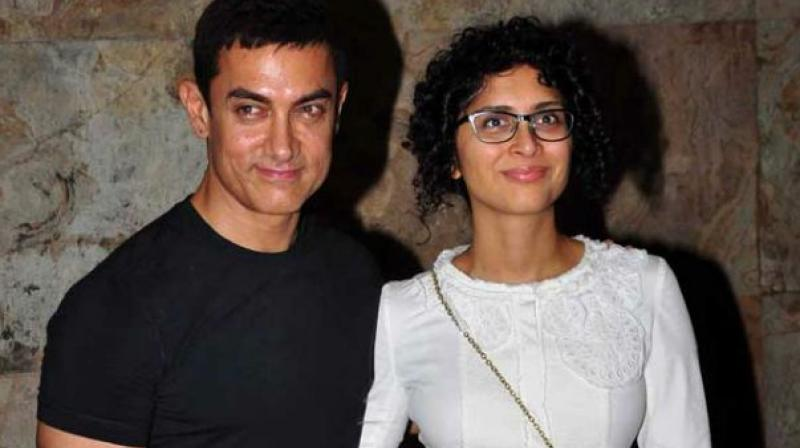 Aamir Khan and wife Kiran down with swine flu