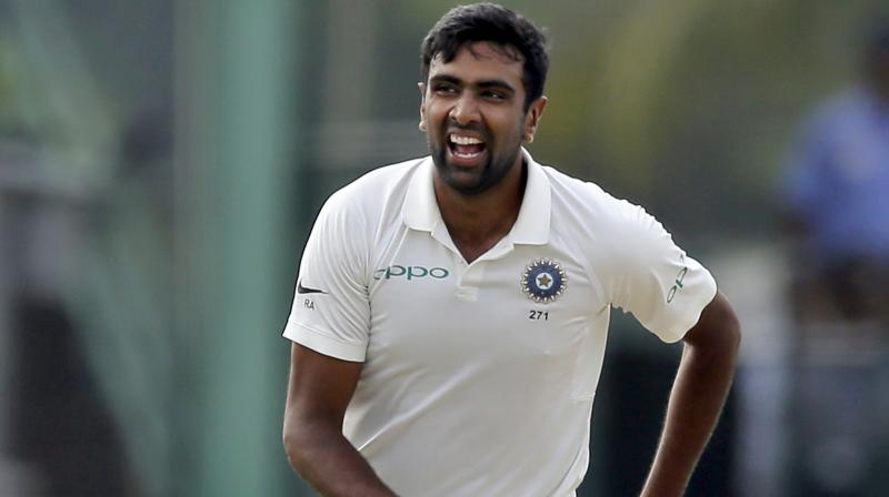 Ashwin to play County cricket for Worcestershire