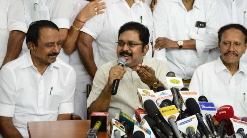 AIADMK merger move: EPS camp forms panel for talks
