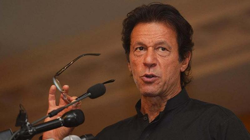 Pakistan Tehreek-e-Insaf chief Imran Khan (Photo: AFP)
