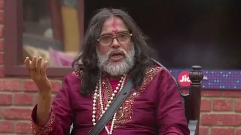 Swami Om Was Surprisingly Indecent