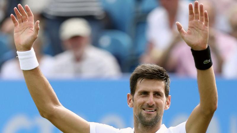 Djokovic Defeats Medvedev To Reach Eastbourne Final