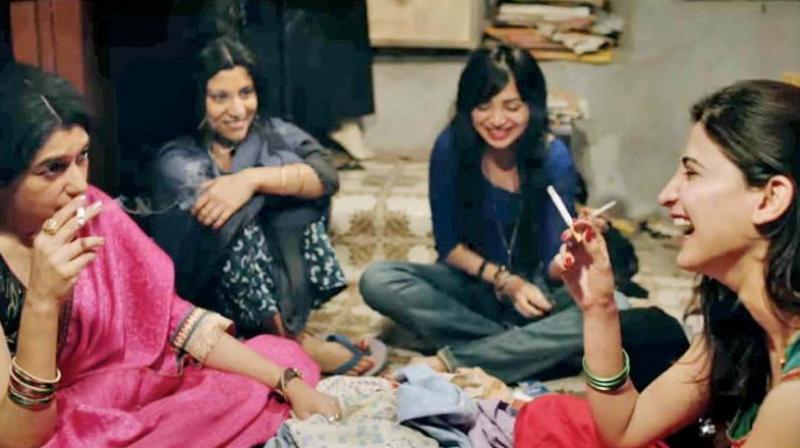 'Lipstick Under My Burkha' to open IFFLA