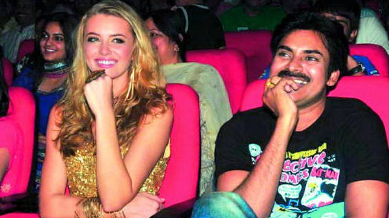 Pawan And 3rd Wife Anna To Be Parents Again!