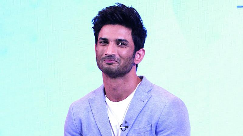Sushant Singh Rajput unveils first official movie poster of Romeo Akbar Walter