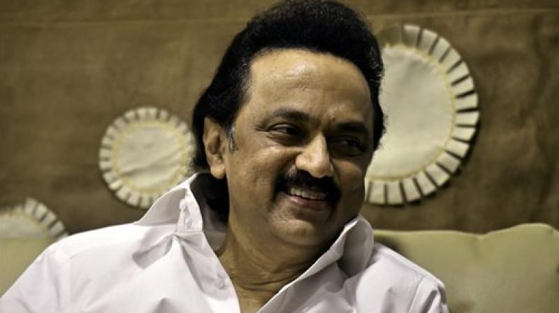 Stalin puts question mark over legitimacy of floor test in Tamil Nadu