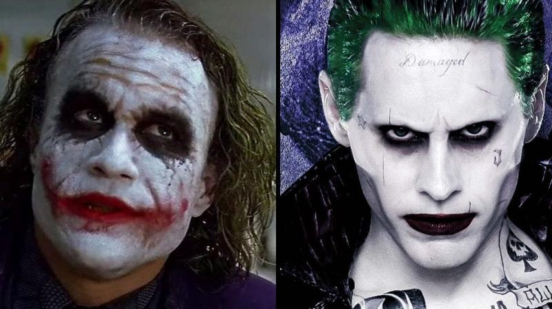 Joker movie in the works