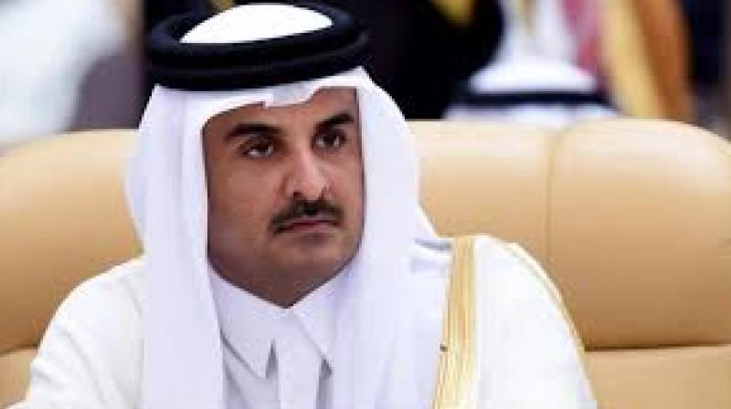 """""""Qatar's Emir Sheikh Tamim bin Hamad al-Thani issued an emiri decree renewing the membership of some Shura Council members and appointing 28 new members to include women for the first time in the history of the... council,"""" said a statement. (Photo: AFP)"""