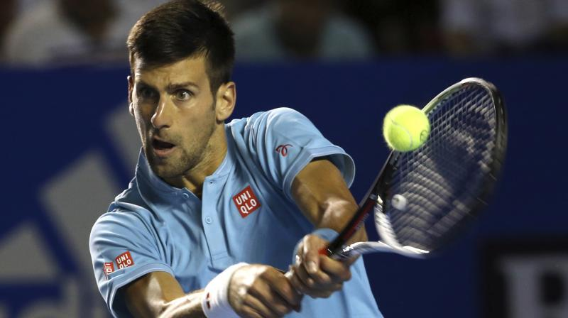 Novak Djokovic knocked out of Acapulco by Nick Kyrgios
