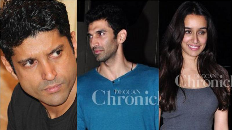 Did Aditya and Farhan fight over Shraddha Kapoor at Mahesh Bhatt's party?