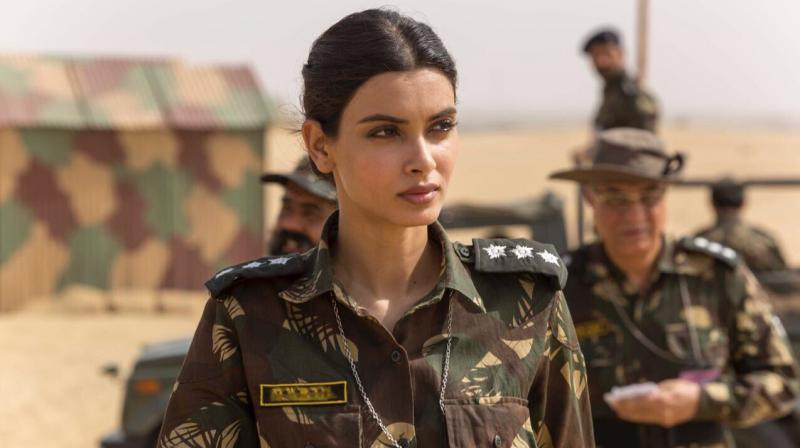 Diana Penty unveils her look in Parmanu: The Story of Pokhran